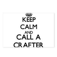 Keep calm and call a Craf Postcards (Package of 8)