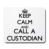 Custodian Mouse Pads