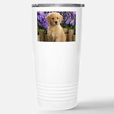 labrador puppy Stainless Steel Travel Mug