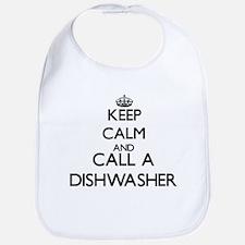 Keep calm and call a Dishwasher Bib