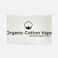 Japanese Organic Cotton Vape Magnets