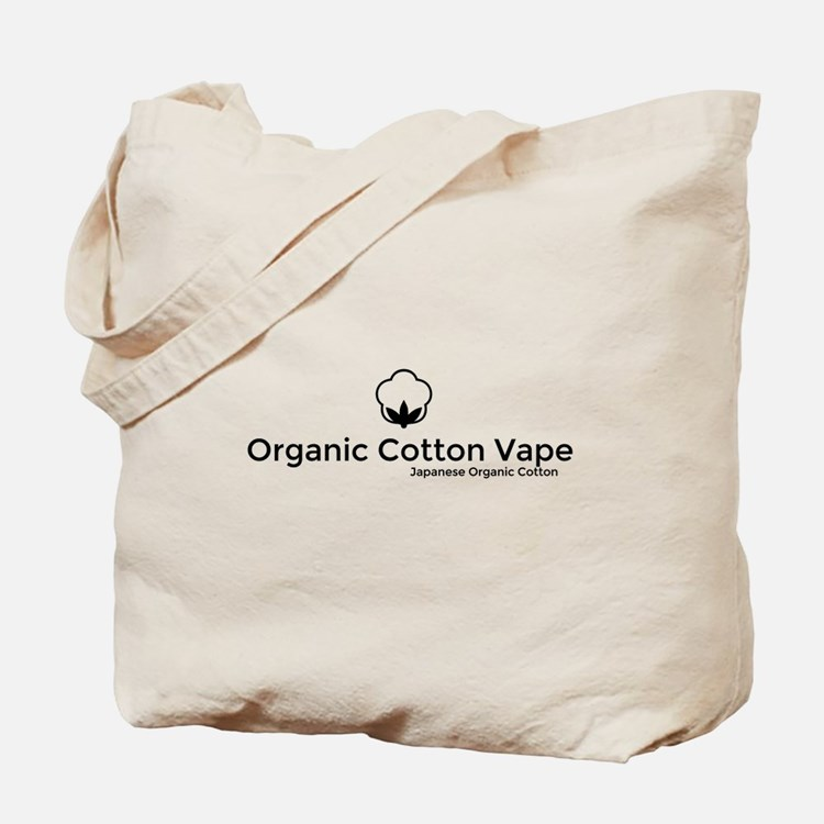 Japanese Organic Cotton Vape Tote Bag