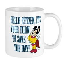 Mighty Citizen Mug