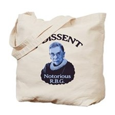 Notorious RBG Tote Bag