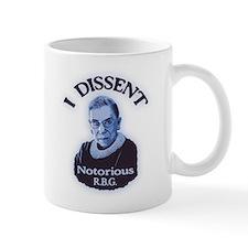 Notorious RBG Small Mug