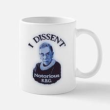 Notorious RBG Small Small Mug