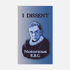 Notorious RBG Decal