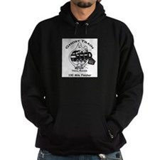 GTRTR 100 Mile Finisher Hoodie