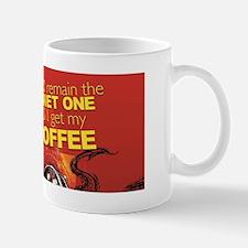 The QUIET One Mug