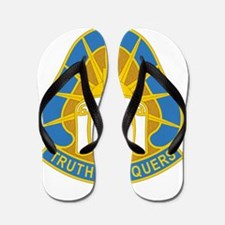108 Military Intelligence Group.psd.png Flip Flops