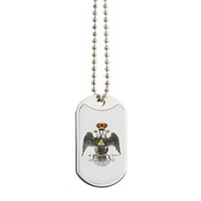 33rd degree Scottish Rite Dog Tags