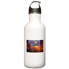 Grand Canyon Sunset Water Bottle