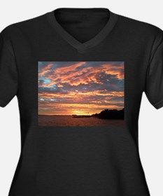 Sunrise Plus Size T-Shirt
