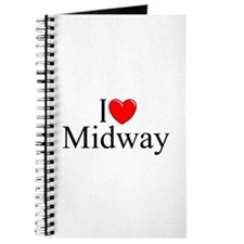"""I Love Midway"" Journal"