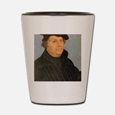 Funny Martin luther Shot Glass