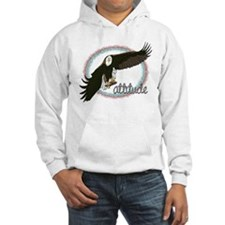 FLYING EAGLE ATTITUDE Hoodie