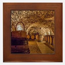 Cave Du Vin Framed Tile