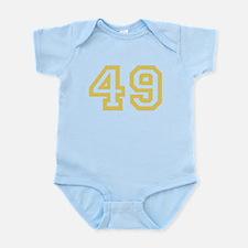 GOLD #49 Infant Bodysuit