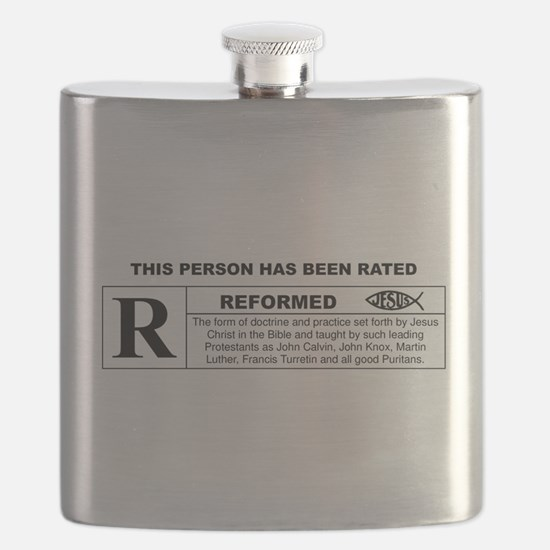Funny Martin luther Flask