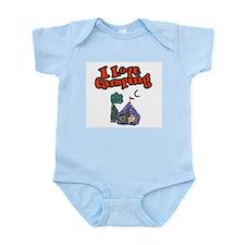 Cute Rv girl Infant Bodysuit
