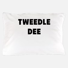 tweedle dee Pillow Case