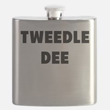 tweedle dee Flask