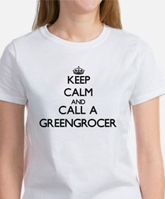Keep calm and call a Greengrocer T-Shirt