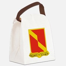 27 Field Artillery Regiment.png Canvas Lunch Bag