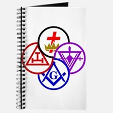 Cute York rite Journal