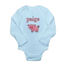 Cool Paige Long Sleeve Infant Bodysuit
