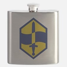 460th Chemical Brigade.png Flask
