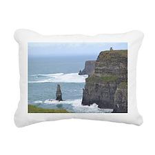 Cliffs of Moher 2 Rectangular Canvas Pillow