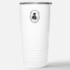John Calvin Profile Travel Mug