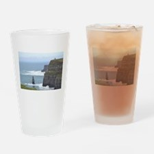 Cliffs of Moher 2 Drinking Glass