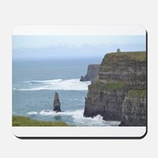 Cliffs of Moher 2 Mousepad