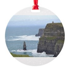 Cliffs of Moher 2 Ornament