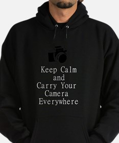 Carry a Camera Hoodie