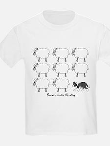 Herding Border Collie T-Shirt
