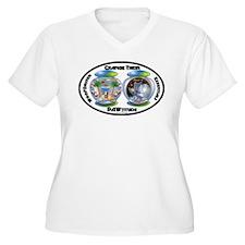 Change Their PAWtitude Plus Size T-Shirt