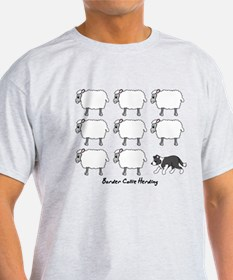 Herding Border Collie T-Shirt