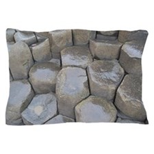 Giant's Causeway Pillow Case