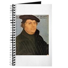 Martin Luther Poster Journal