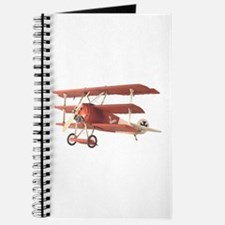 Funny Red baron Journal