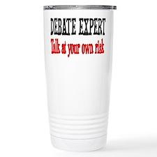 Cute Funny political Travel Mug