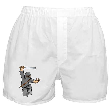 Cute Ninja Boxer Shorts