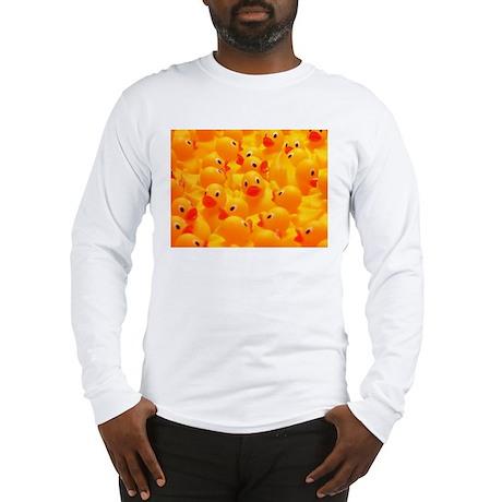 Rubber Duckies Long Sleeve T-Shirt