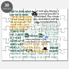 Walter White Quotes Puzzle