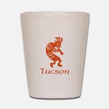 Tucson Kokopelli Shot Glass