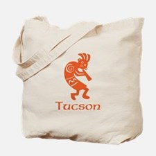 Tucson Kokopelli Tote Bag