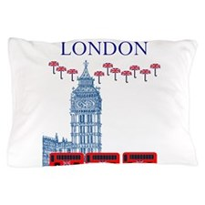 London View Pillow Case